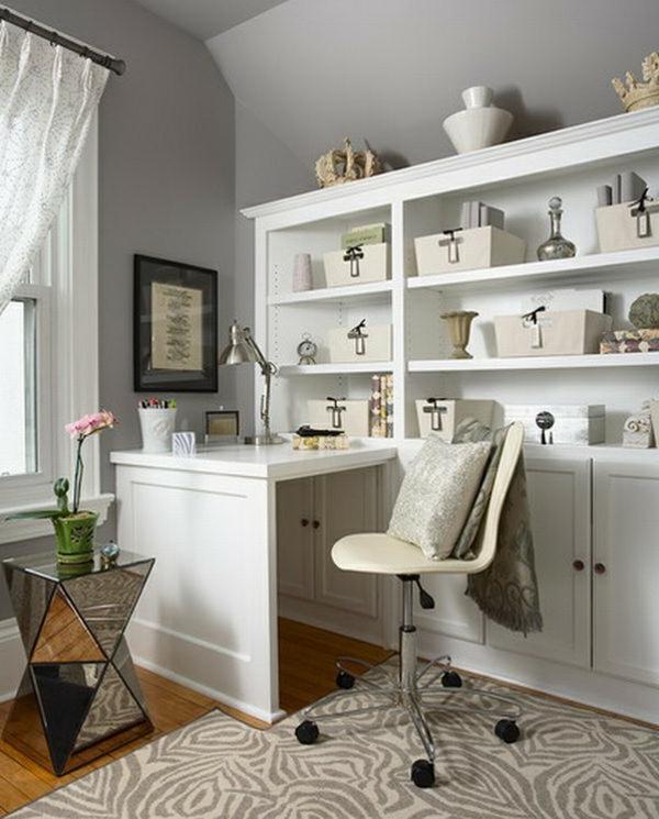 design-original-pour-votre-bureau-à-la-maison-en-blanc