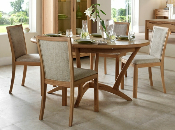 La table manger extensible quoi on peut prendre - Quoi mettre sur une table basse ...
