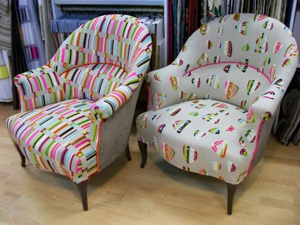 fauteuil-coloré