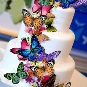18 idées pour décorer le gâteau d'anniversaire de fille