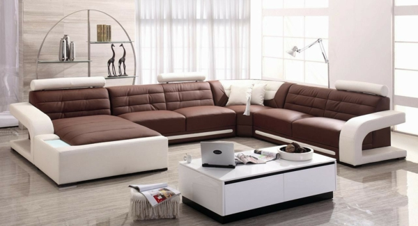 Le design du canapé convertible – pratique et confortable