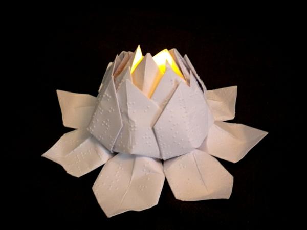 lampe-origami-lotus-beige