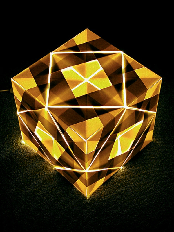 lampe-origami-très-jolie