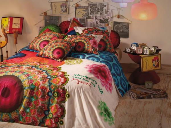 Linge de lit design pas cher : Shopping Deco