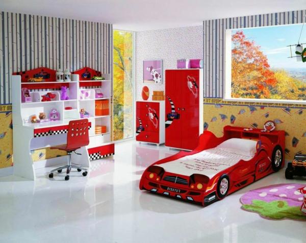 Beautiful Chambre D Enfants Garcon Ideas - Home Decorating Ideas ...