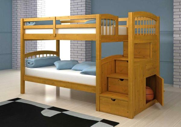 lit-d'enfant-avec-tiroirs-en-bois-un-escalier