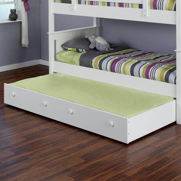 lit-d'enfant-avec-tiroirs-vert-et-blanc-un-design-simple