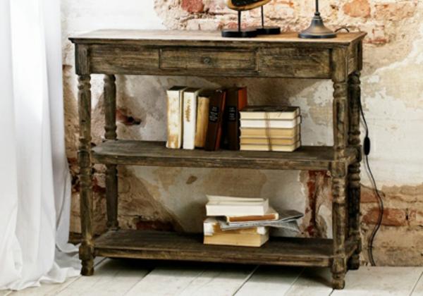 meuble-vintage-une-étagère-ancienne