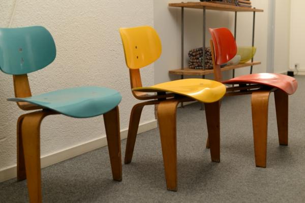 meuble-vintage-trois-chaises-vintage