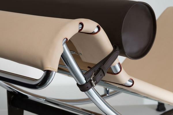 monaco-chaise-longue-corbusier-beige-et-noir