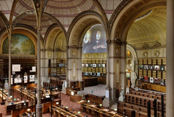 national-bibliothèque-de-Paris