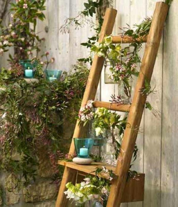 La d co de la maison objets en bois for Deco pour terrasse