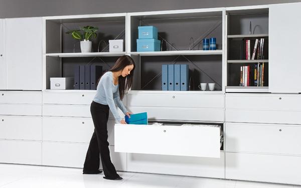 ✿ Découvrez le rangement pour le bureau à la maison