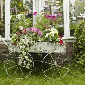 Les accessoires de jardin - pourquoi pas changer l'ambiance de votre jardin ou terrasse?