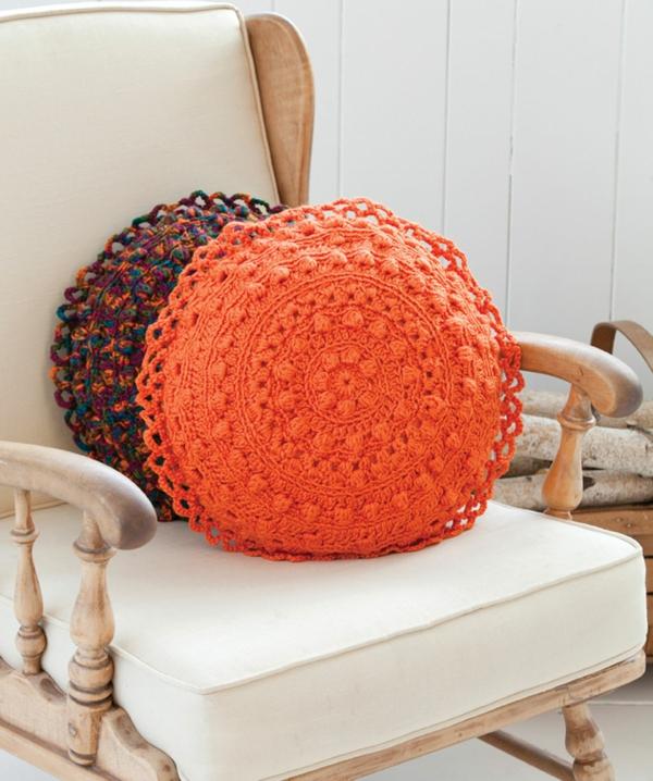 orange-coussin-décoration
