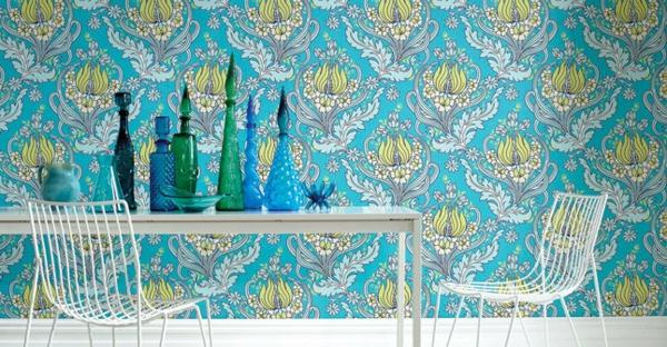 papier-peinte-intissé-bleu