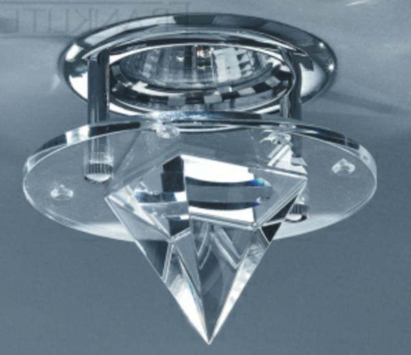 plafonnier-salle-de-bains-modele-innovant-tres-intéréssant; formes rondes et triangulaires