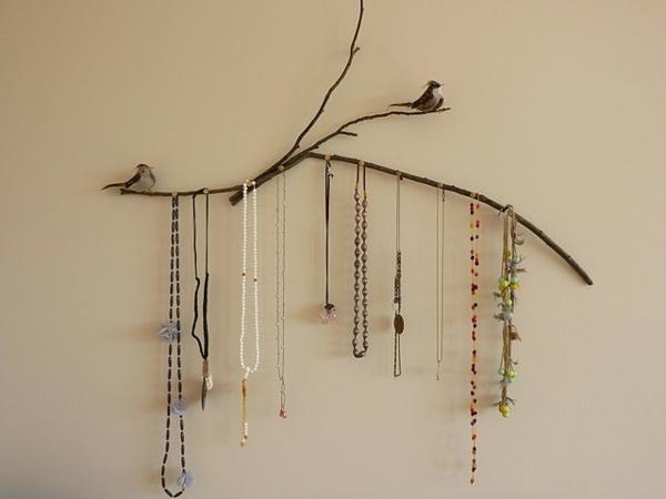 Comment ranger ses bijoux - Fabriquer porte bijoux facile ...