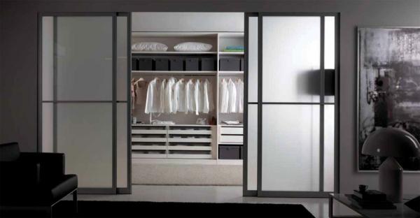 Faire une armoire dressing pour le design de votre maison - Archzine.fr
