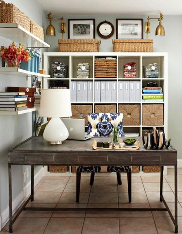 D couvrez le rangement pour le bureau la maison - Bureau avec rangement ikea ...