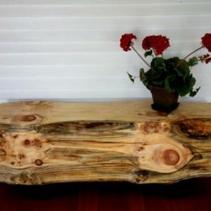 La déco de la maison - objets en bois