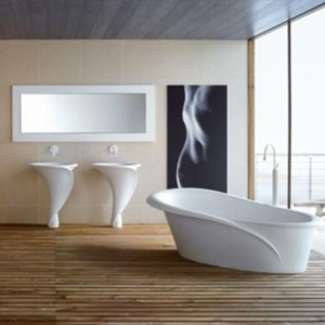 Modèle salle de bain moderne - quelques idées fascinantes et promettantes!