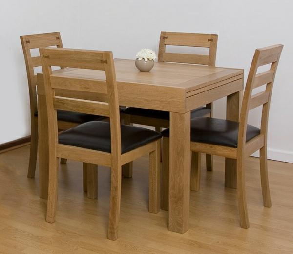 La table 224 manger extensible quoi on peut prendre  : table manger extensible chaise du bois from archzine.fr size 600 x 522 jpeg 189kB