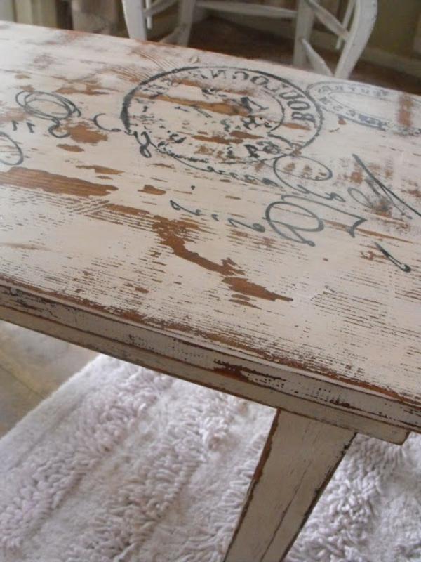 table-du-bois-vintage-style