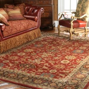 Le tapis persan -  classe et histoire