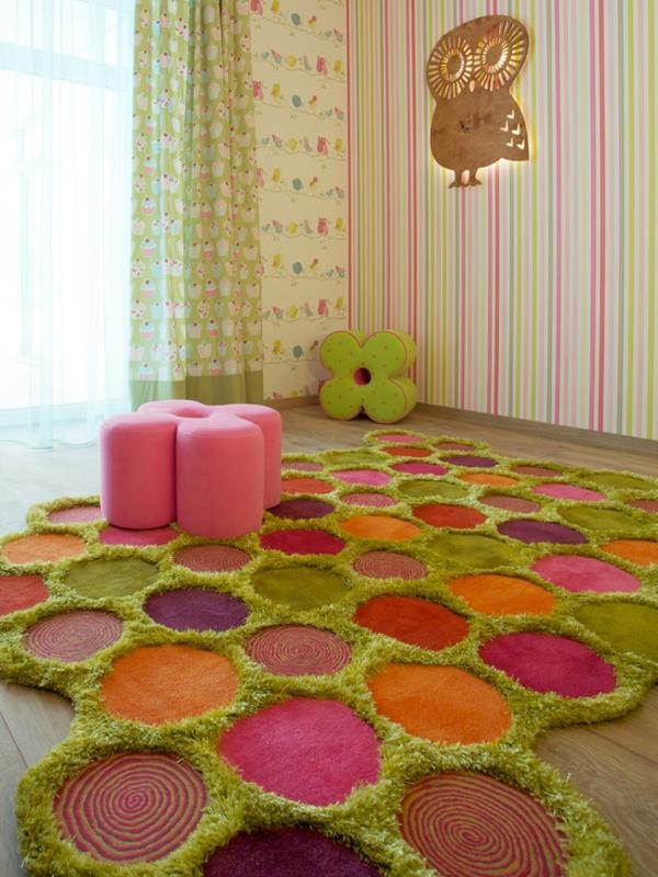 79 id es fanscinantes pour int rieurs tapis poil long for Tapis chambre d enfants