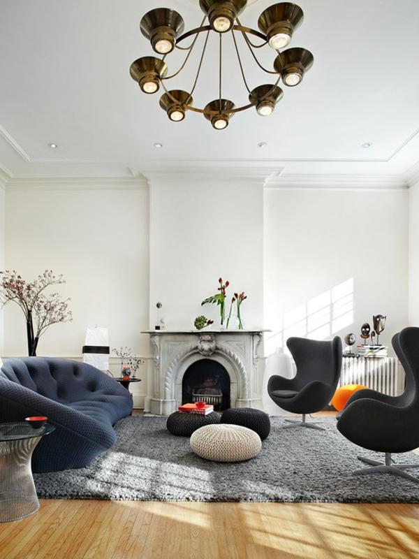 79 id es fanscinantes pour int rieurs tapis poil long for Tapis salon poil long