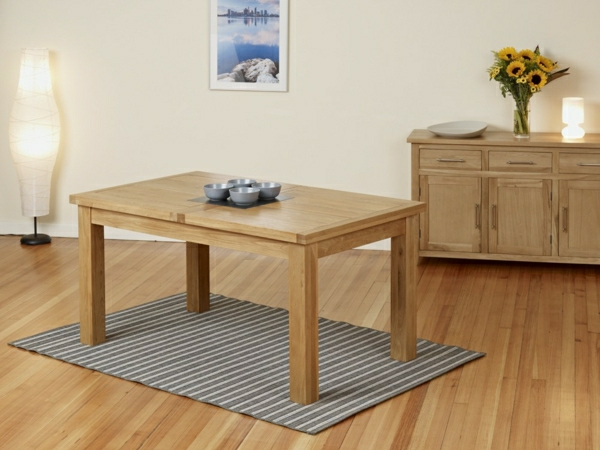 tapis-table-à-manger-extensible