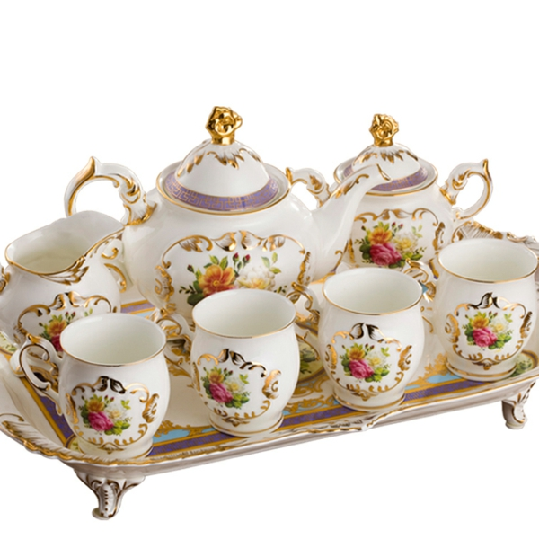 tasse-set-pour-thé-cuisine-accessoire