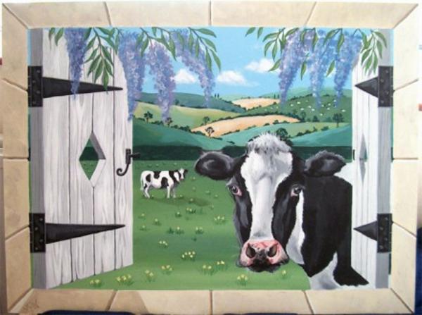 trompe-l'oeil-fenêtre-la-vache-qui-vous-espionne-de près