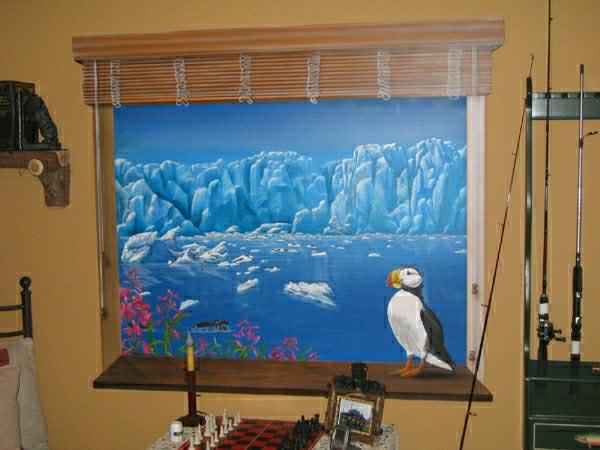 trompe-l'oeil-fenêtre-une-vue-arctique