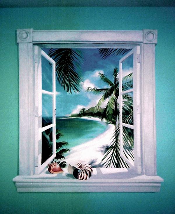 trompe-l'oeil-fenêtre-une-vue-exotique