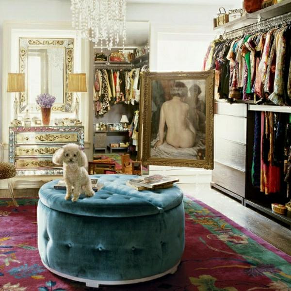 meuble-vintage-un-armoire-ouvert