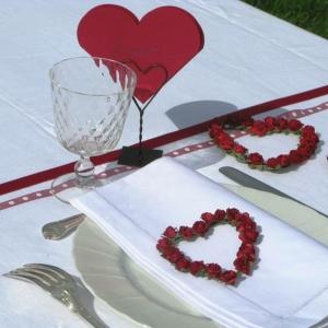 Saint Valentin originale - décoration et petites idées