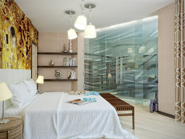 meuble-design-scandinave-une-chambre-à-coucher-splendide