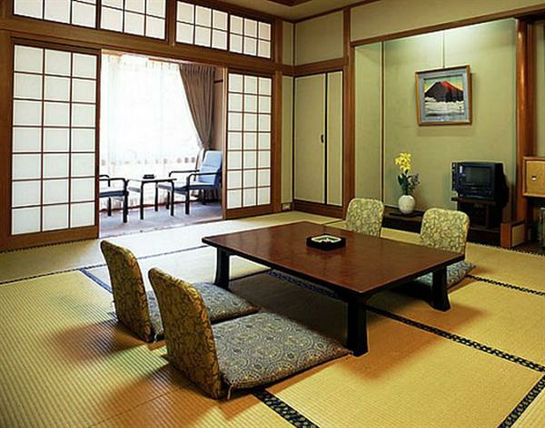 Les portes coulissantes japonaises pour votre int rieur - Petites chambres pour un interieur plus grand ...
