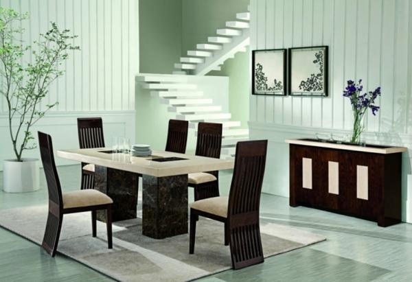 Le-marbre-et-le-design-contemporain-un-intérieur-avec-une-table-de-marbre