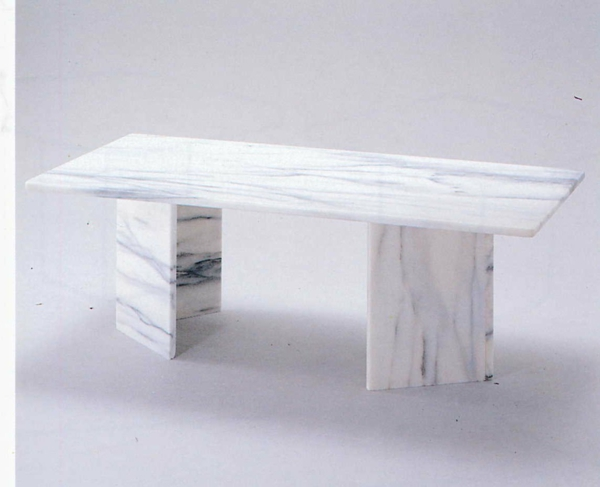 Le-marbre-et-le-design-contemporain-une-table