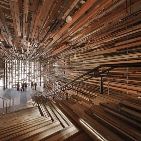 Nishi-bâtiment-Canberra-grand-escalier-boîte