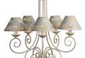 Un lustre rustique pour plus d'authenticité et de chaleur dans la maison