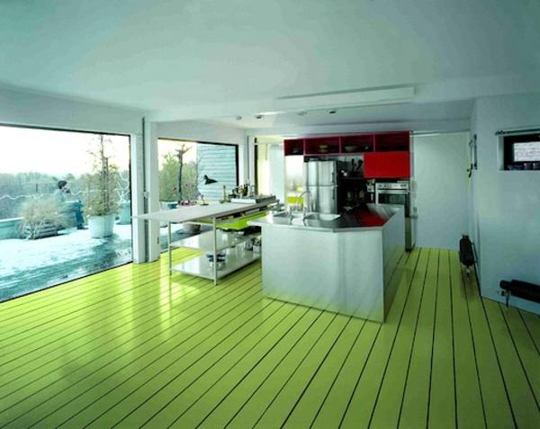 la peinture pour le sol int rieur transforme votre. Black Bedroom Furniture Sets. Home Design Ideas