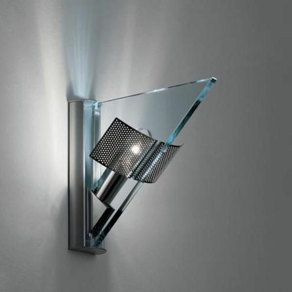 applique-murale-design-en-verre-et-aluminium