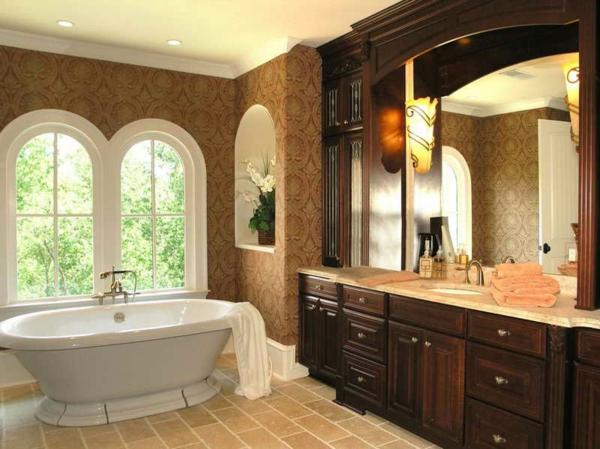 Une armoire de salle de bain avec miroir pour le style de votre salle de toilettes - Armoire de salle de bains ...