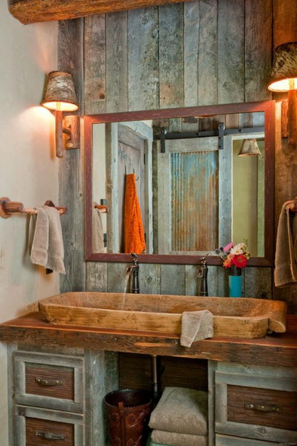 Une armoire de salle de bain avec miroir pour le style de for Armoire salle de bain miroir