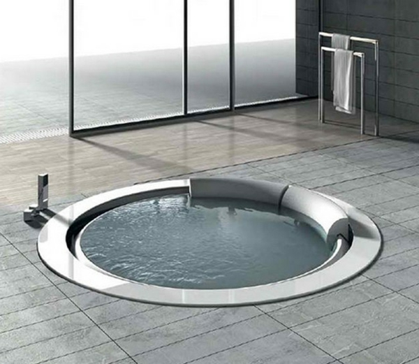baignoire-encastrable-ronde