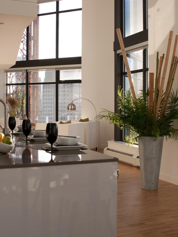 bambou-decoratif-idee-cuisine-vase